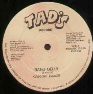 bang belly