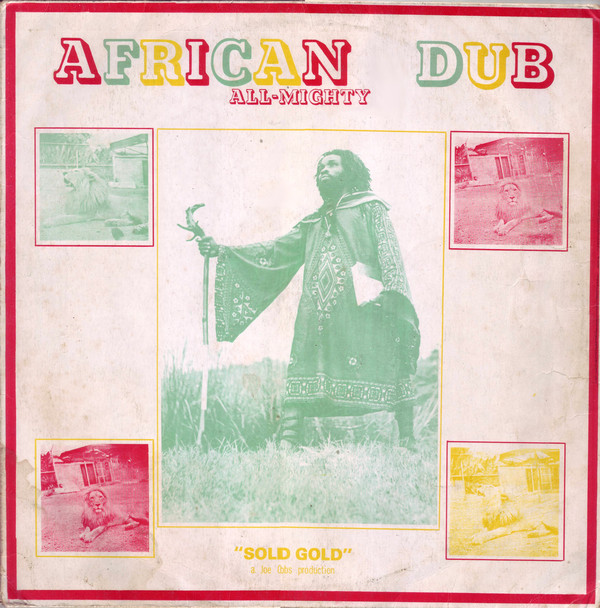 African Dub - All Mighty