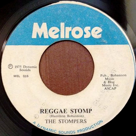 The Stompers (2) ‎– Reggae Stomp