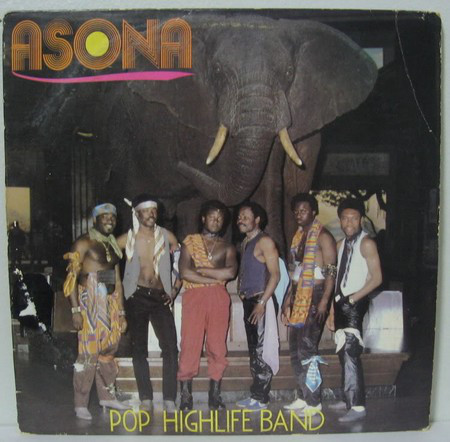 Asona ‎– Pop Highlife Band