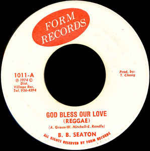B.B. Seaton ‎– God Bless Our Love (Reggae) / Part 2
