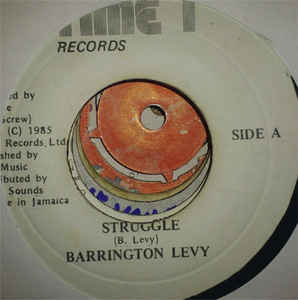 Barrington Levy ‎– Struggle