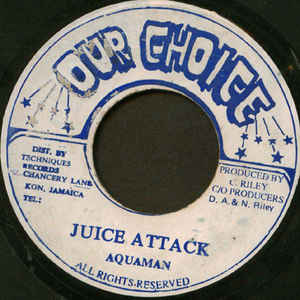 Aquaman (3) ‎– Juice Attack
