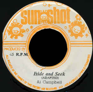 Al Campbell ‎– Hide And Seek