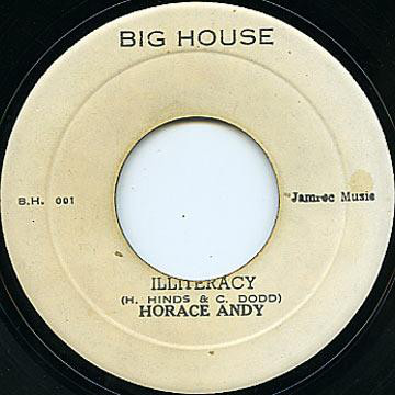 Horace Andy ‎– Illiteracy