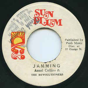 Ansel Collins, The Revolutionaries ‎– Jammings