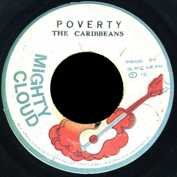 The Caribbeans ‎– Poverty