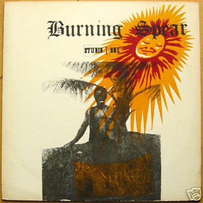 Burning Spear ‎– Studio One Presents Burning Spear