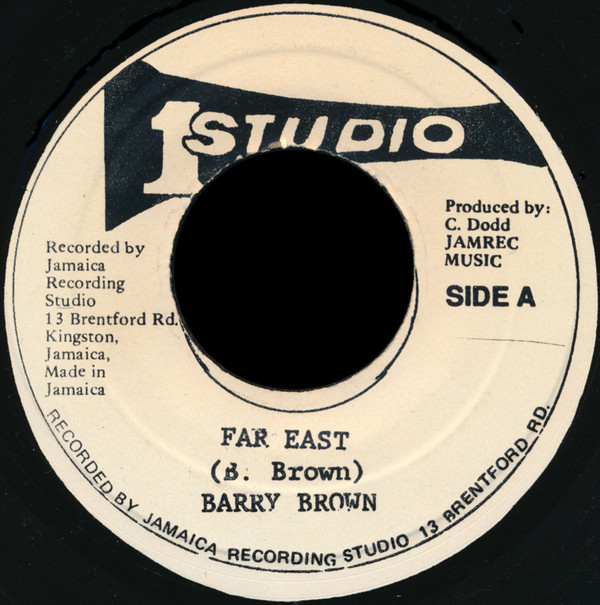 Barry Brown ‎– Far East