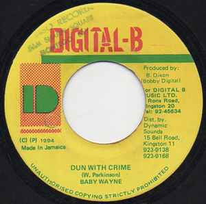 Baby Wayne - Dun With Crime