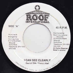 I Can See Clearly - Garnet Silk/Yusus Afari