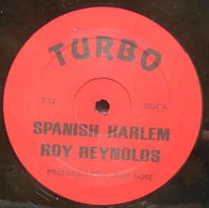 Roy Reynolds - Spanish Harlem
